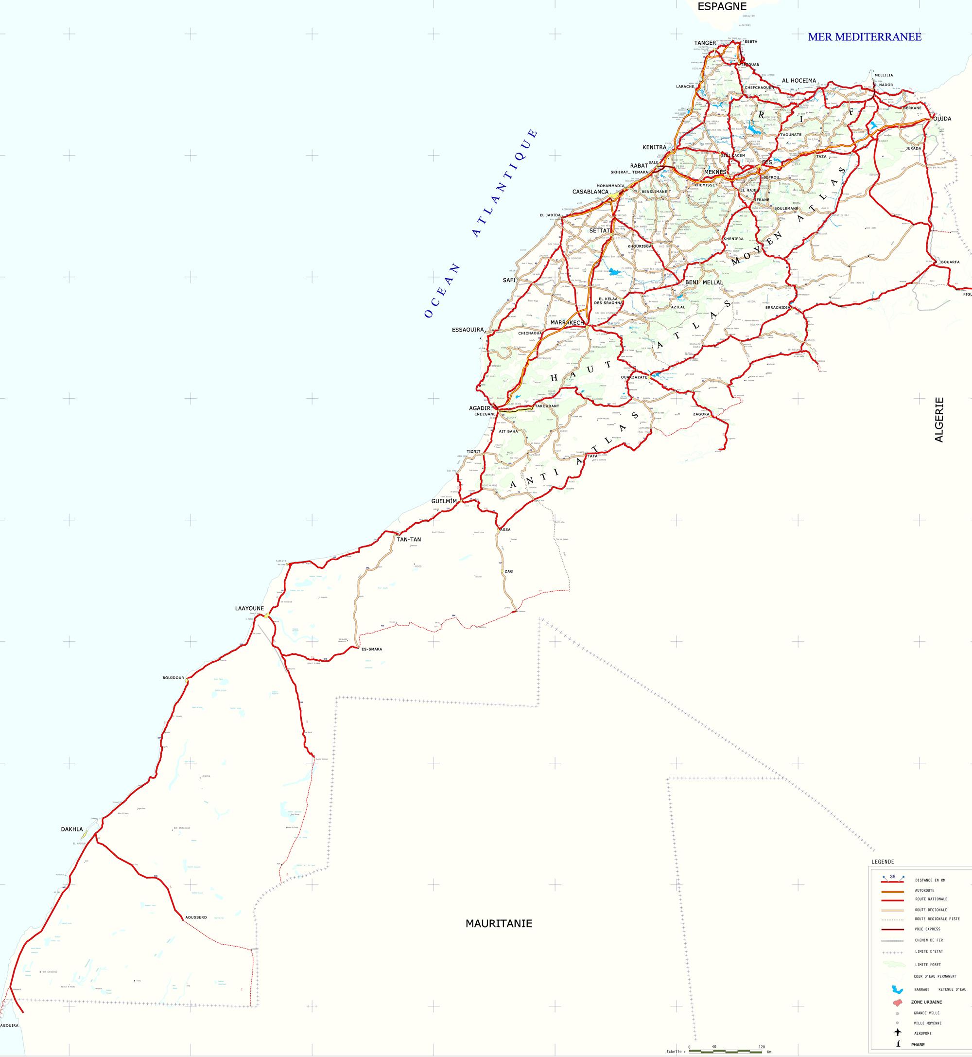carte-maroc-hd